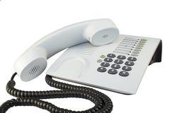 Bürotelefon. Lizenzfreies Stockfoto