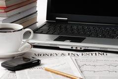 Büroumgebung Lizenzfreie Stockfotografie