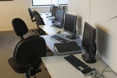 Büroumgebung Lizenzfreie Stockfotos
