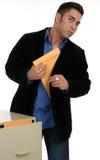 Büroverbrechen Lizenzfreie Stockbilder