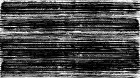 Bürste malt in der schwarzen Tinte lizenzfreie abbildung