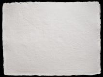 Büttenpapier lizenzfreie stockfotografie