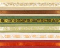 Büttenpapieransammlung Stockbilder