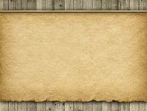 Büttenpapierhintergrund lizenzfreies stockfoto