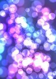 bąbla światło Fotografia Royalty Free
