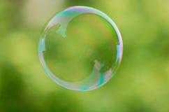 bąbla mydło Fotografia Stock
