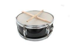 bębenu drumsticks matnia Fotografia Stock