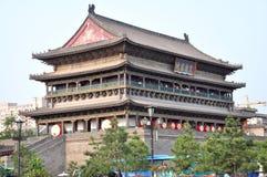 Bębenu wierza Xi'an zdjęcie royalty free