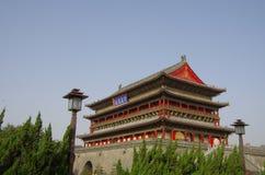 Bębenu wierza Xian, Chiny zdjęcia royalty free