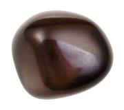 Bębnować kamienne Apache łzy - obsydian Zdjęcie Stock