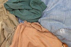 Będący ubranym Out Odziewa Obraz Stock