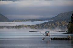 będę gotowy waterplane fotografia stock
