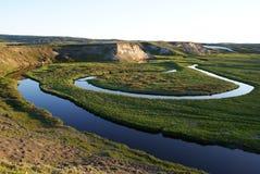 błąkanina creek Zdjęcie Royalty Free