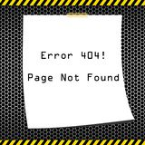 Błędu 404 tło ilustracji