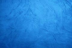 błękit ściana Zdjęcie Royalty Free