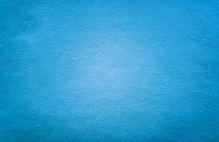 Błękit ściana Obraz Royalty Free