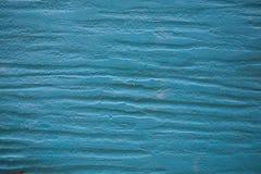 Błękit ścienna tekstura dla tło cloes up Fotografia Royalty Free