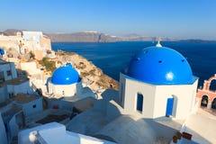 błękit świątynie głowiaste urocze sharped dwa Zdjęcie Stock