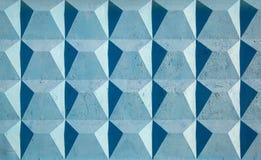 błękit betonu ogrodzenia tekstura Zdjęcie Royalty Free