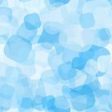 błękit bezszwowy deseniowy Obrazy Royalty Free