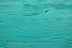 Błękit blaknący malował drewnianą teksturę, tło i tapetę, Obrazy Stock