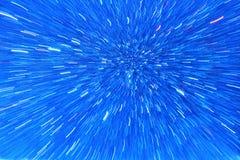 Błękit, Genialny tło - Abstrakcjonistyczna sztuka kolor Zdjęcie Stock