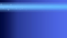 Błękit Gulgocze (szerokoekranowy) Obrazy Royalty Free