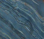Błękit i biel machamy w naturalnym kamieniu zdjęcie royalty free