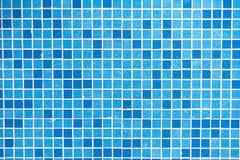 błękit kwadrata tekstura Fotografia Stock