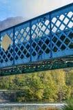 błękit most obrazy stock