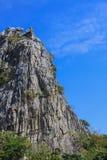 błękit niebo krajobrazowy halny Zdjęcia Royalty Free