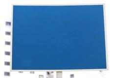 błękit pusta deska Zdjęcia Stock