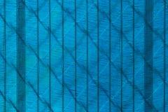 Błękita Druciany Abstrakcjonistyczny tło Obrazy Royalty Free
