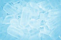 Błękita lód Zdjęcie Royalty Free