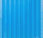 Błękitna ładunku statku zbiornika tekstura Zdjęcie Stock