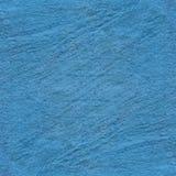 Błękitna abstrakcjonistyczna rocznika cementu tekstura Zdjęcia Royalty Free