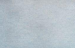 Błękitna barwiona tkaniny powierzchnia dla tło lub tapet Obrazy Stock