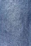 Błękitna Cajgowa tekstura Fotografia Royalty Free