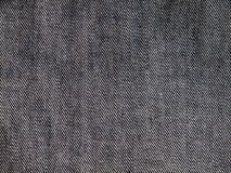 Błękitna drelichowa tekstylna tekstura zdjęcia stock
