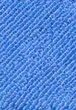 Błękitna dywanowa tekstura Obraz Royalty Free