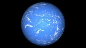 Błękitna Exoplanet pętla