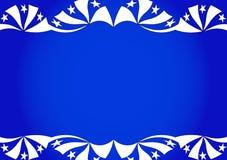 błękitna gwiazda Zdjęcie Stock