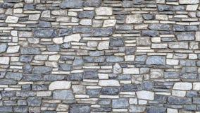Błękitna i biała kamienna ściana royalty ilustracja