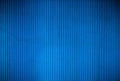 Błękitna klingeryt powierzchni linii wzoru przyszłości deska Fotografia Royalty Free