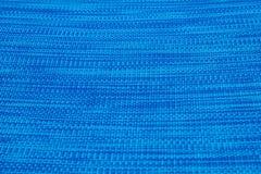 Błękitna koszykowa tekstura Obrazy Royalty Free
