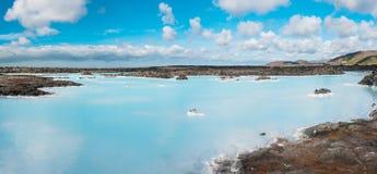błękitna laguna Zdjęcie Royalty Free