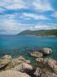 błękitna laguna Zdjęcie Stock