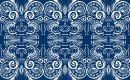 błękitna płytka Obrazy Stock