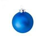 Błękitna piłka Zdjęcie Royalty Free