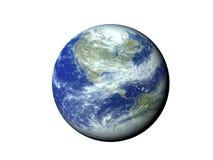 Błękitna planeta zdjęcie royalty free
